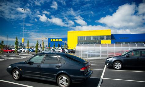 ikea parking lot simple on the surface hacked hacking finance