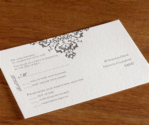 rsvp wedding invitations vancouver 38 best cards images on inspirational