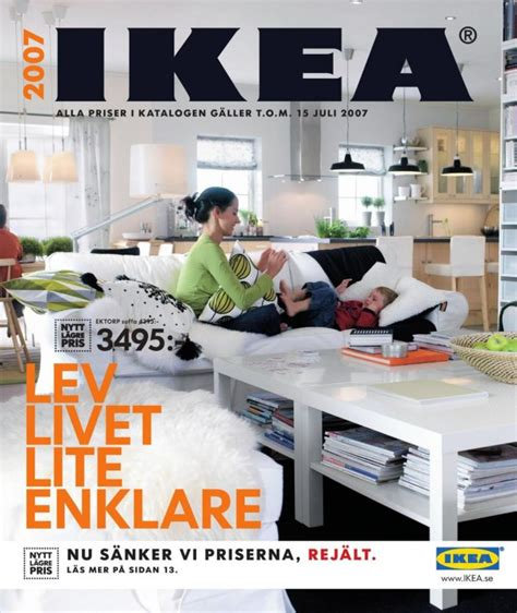 ikea catalog cover 2007