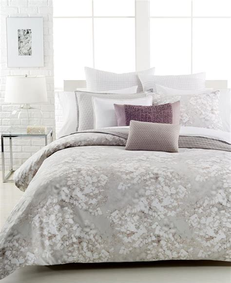 Bed Cover My Viola 180x200 vera wang water flower collection bedding collections bed bath macy s where the