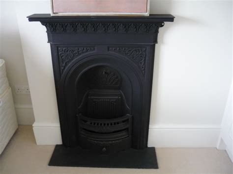 Cast Iron Fireplace Insert Installation by Maida Vale Fireplace Installation Top Room The