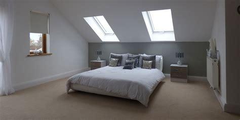 slaapkamer kleuren rustgevende slaapkamer met schuin dak foto s ter inspiratie