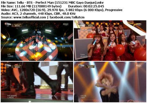 download mp3 bts perfect man download perf bts perfect man mbc gayo daejun 151231
