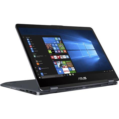 Asus Vivobook Flip asus 14 quot vivobook flip 14 multi touch 2 in 1 tp410ua db71t