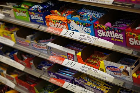 The Candy Aisle at 7 11   Flickr   Photo Sharing!