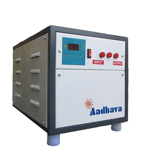 Volt Stabilizer Mobil X Tra Power Mobil aadhava power industries single phase servo stablizer 2kv