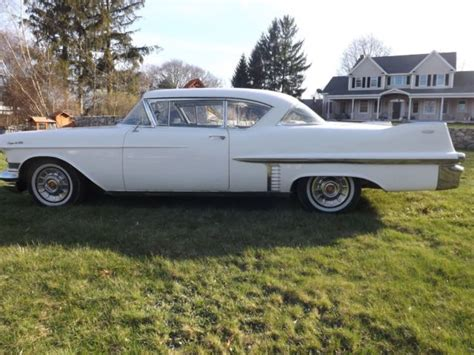 Cadillac Coupe De Ville For Sale No Reserve 1957 Cadillac Coupe De Ville For Sale