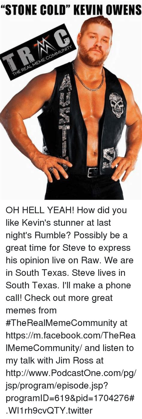 Oh Hell Yes Minnillo Lives Out My by 25 Best Memes About Jim Ross Jim Ross Memes
