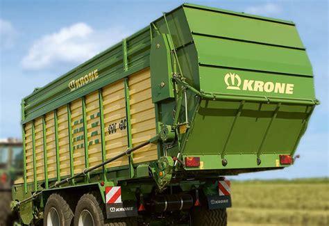 lade agro ladewagen krone agro line