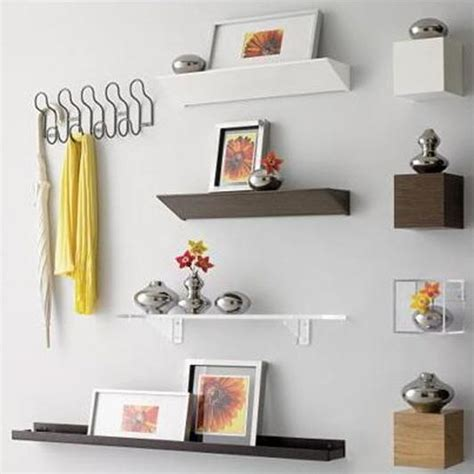 how to decorate a wall shelf unique ideas for wall shelves decoration ideas