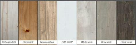 steigerhout meubels verven steigerhout coating lakken nano coating aanbrengen