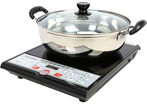 induction cooker not heating up fast and not furious tayama sm15 16a3 induction cooker free cooking pot review