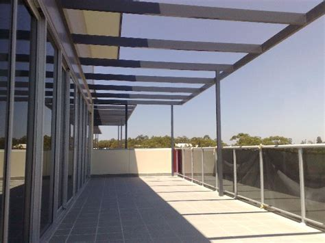 Glass Awnings Sydney by Glass Awning 2