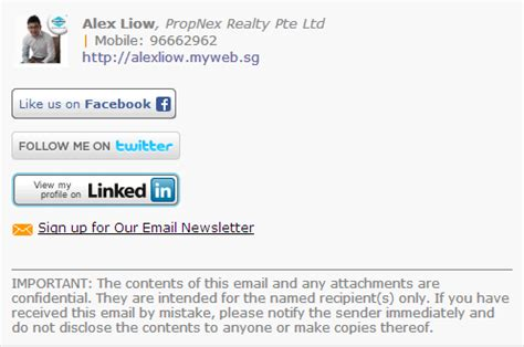 get a free salesperson email signature marketing for