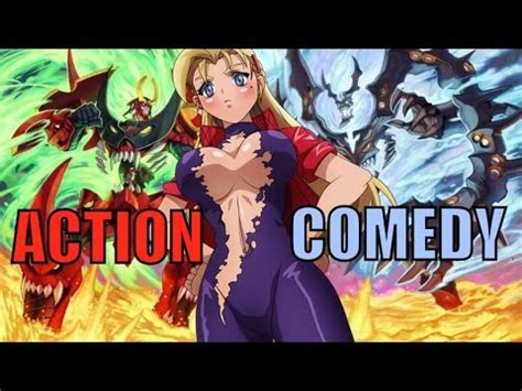 film anime genre action comedy top 10 action comedy anime moments series and