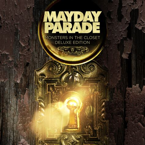 Mayday Parade Monsters In The Closet Deluxe mayday parade announce monsters in the closet