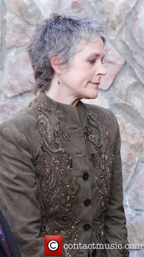 melissa mcbride hairstyle 40th annual saturn awards arrivals the o jays and grey