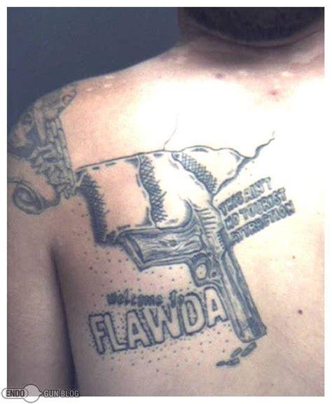 state tattoos gunshine state tattoos