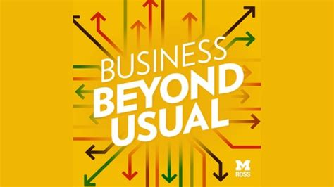 How To Get Into Ross Mba by New Podcast From Michigan Ross Mba Students The Gmat Club