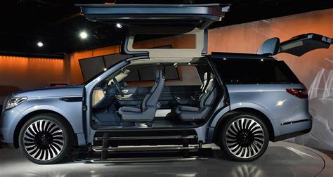 2018 lincoln navigator msrp price interior mpg automigas