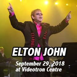 elton john quebec city elton john at the videotron centre in quebec city hotel
