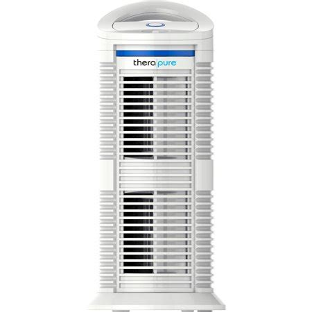 envion therapure 220h uv germicidal hepa style air purifier 3 speed white walmart