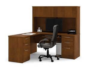 Bestar L Shaped Desk Bestar Embassy L Shaped Desk