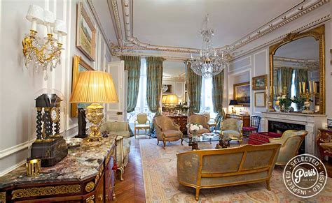 appartment for rent in paris paris apartment rentals george v suite luxury 2br 2ba