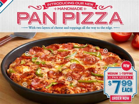 domino s or pizza hut pizza business insider domino s releases pan pizza business insider