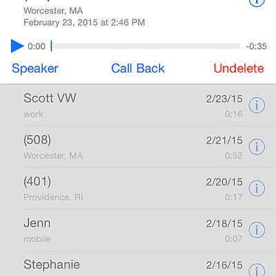lost voicemail password on iphone 6 using visual voicemail on the iphone