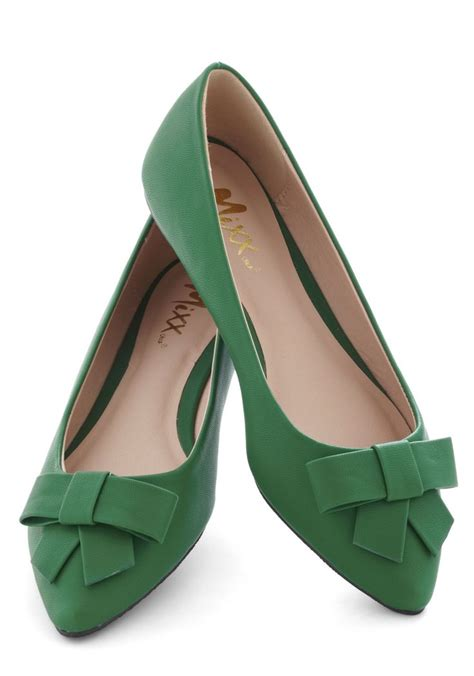 green shoes flats best 25 green flats ideas on flat shoes