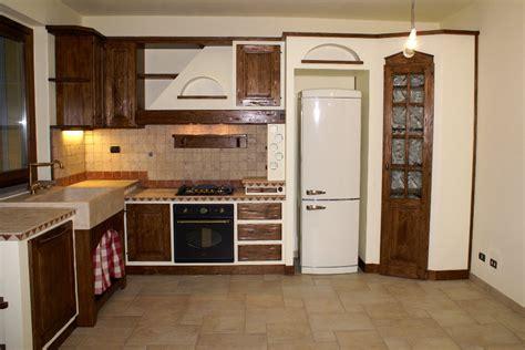 cucine finta muratura cucina in finta muratura funzionalit 224 caratteristiche e