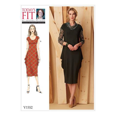 Dress Vogue vogue patterns 1552
