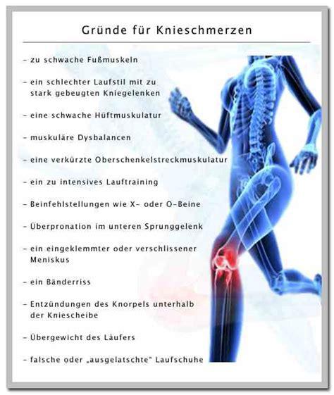 knieschmerzen innen knorpelverletzung am kniegelenk ursachen causes