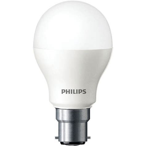 Philips Light Bulbs Led Philips Lighting Led Household Gls L Ledb9wb27nd 9 5 Watt B27 Bayonet Cap 27mm Warm White
