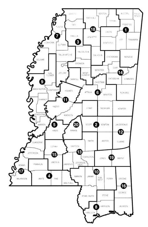 Mississippi 16th Section Land the government of mississippi how it functions