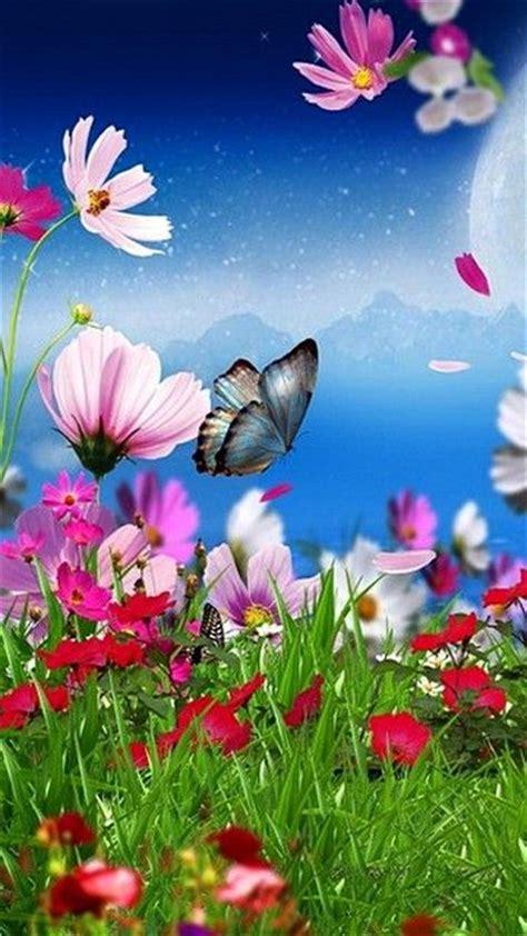 flower wallpaper download for mobile mundo kingdom fantasy