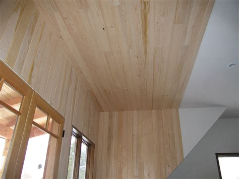 clear grade port orford cedar interior paneling