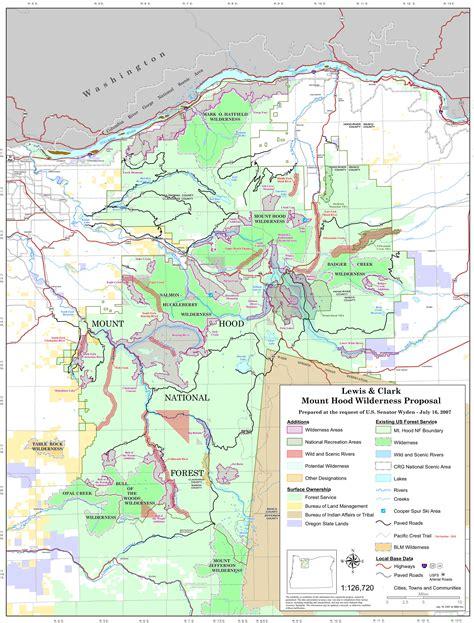 national wilderness o hatfield wilderness oregon national wilderness areas