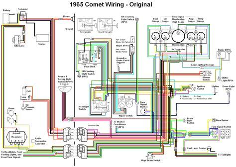 1965 mustang wiring diagram 27 wiring diagram images