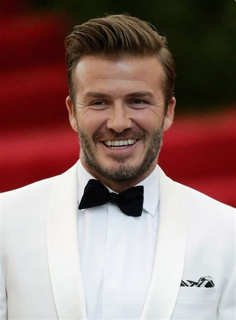 David Beckham Hairstyle 2014 by David Beckham S Hairstyle Haircut 2014 Hairstyles Weekly