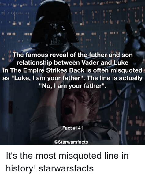I Am Your Father Meme - 25 best memes about misquotes misquotes memes