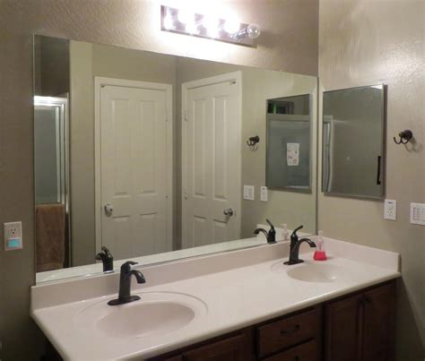 Mirrors For Bathroom Walls by 20 Ideas Of Large Mirrors For Bathroom Walls Mirror Ideas