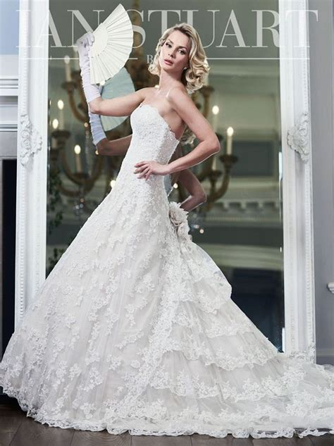 Ian Stewart Wedding Gowns by Ian Stuart 2017 Wedding Dresses World Of Bridal