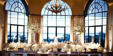 hotel wedding venues in orange county ca the resort at pelican hill weddings get prices for