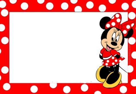imagenes de kitty y mimi invitaci 243 nes de minnie mouse roja gratis imagui