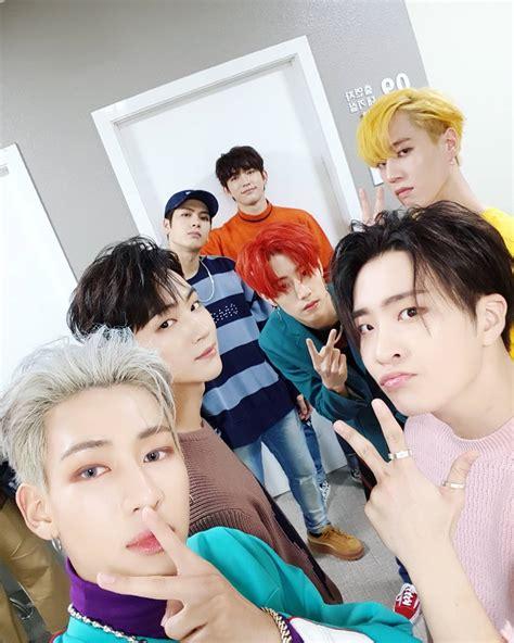 got7 group photo news 171013 got7 opens official group instagram i got
