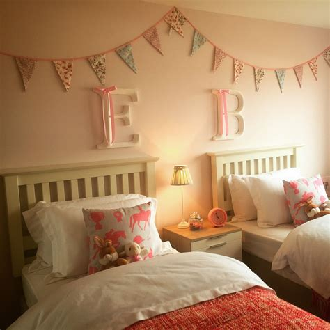 toddler bedrooms beautiful twin girl s bedroom beautiful bunting