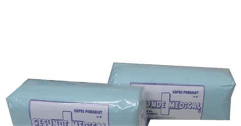 Kapas Pembalut 500 Gr Untuk Jenazah Putih Dan Lembut kapas pembalut luka 50 gram toko medis jual alat kesehatan