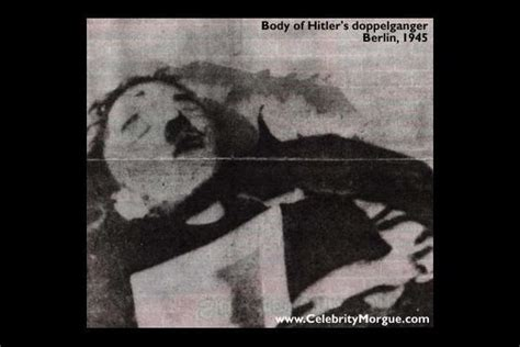 adolf hitler biography death the generally accepted cause of the death of adolf hitler